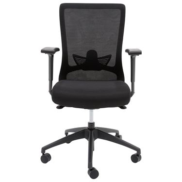 Wing Medium Back Executive Chair with Arms