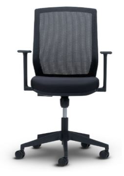 Workmate Mesh Task Office Chair