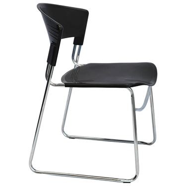Zola Sled Base Visitor Chair
