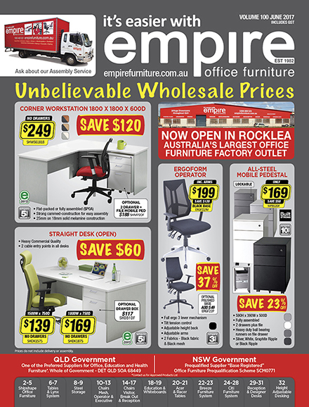 Download Latest Catalogues Sydney Qld Empire