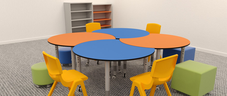 Key Elements for Classroom Furniture | Empire Office Furniture - Empire