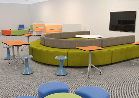 Key Elements for Classroom Furniture