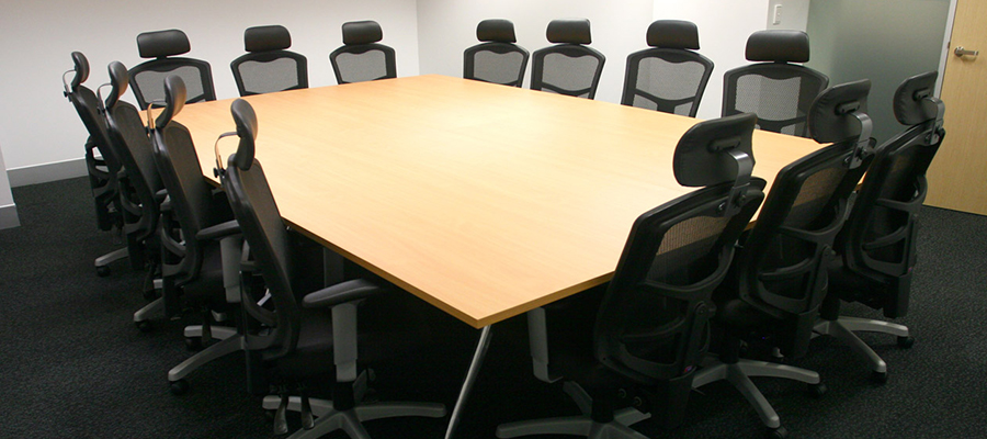Boardroom Meeting Tables Empire - T shaped conference table